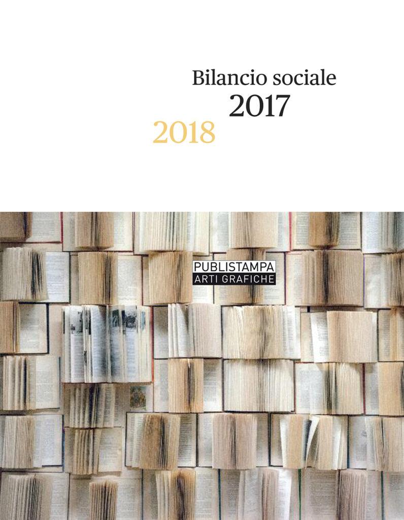 Certificazione Impresa Etica | Bilancio sociale Publistampa arti grafiche 2017/2018
