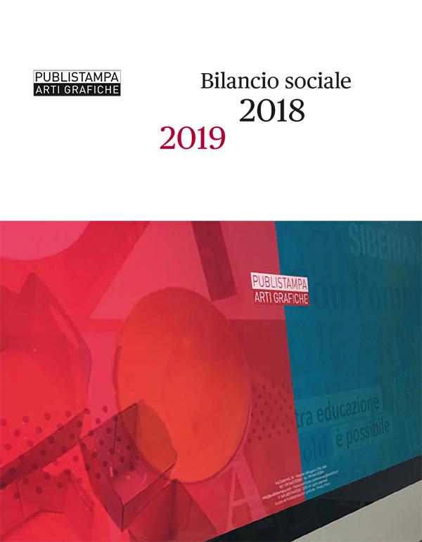 Certificazione Impresa Etica | Bilancio sociale Publistampa arti grafiche 2018/2019