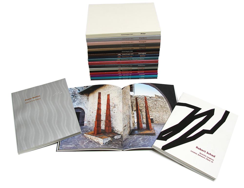 Collana cataloghi d'arte Castello di Pergine